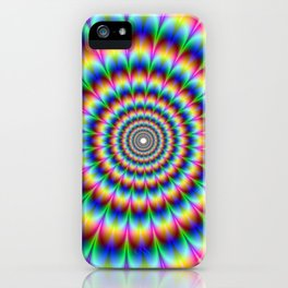 Trippy Stoner iPhone Case