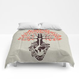 Fourish  Comforters