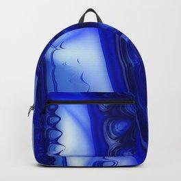 Blue Glaze Backpack