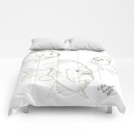 Sunnies Sketch Comforters