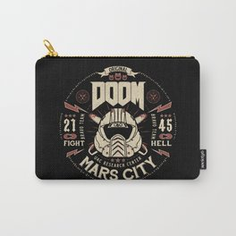 Doom - Fight Hell Carry-All Pouch