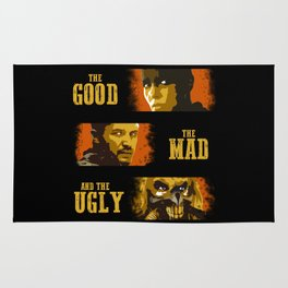 The Good, The Mad, and The Ugly Rug