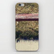 Ground // Grass // Grain iPhone & iPod Skin