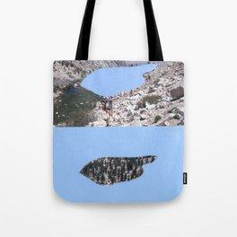 Cave, reverse cave. Tote Bag
