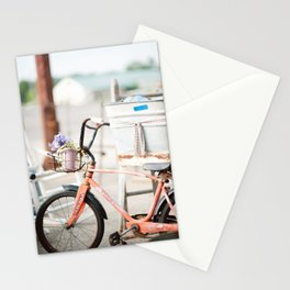 Waiting for a Ride  Stationery Cards