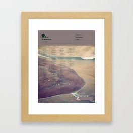 The Visual Mixtape 2010 | Actor | 24 / 25 Framed Art Print