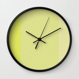Re-Created Interference ONE No. 18 by Robert S. Lee Wall Clock