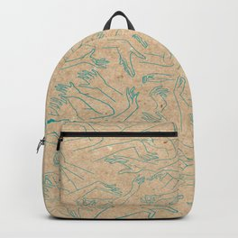 Into the mosh pit Backpack