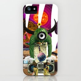 Sadahtay_Lee Perry iPhone Case