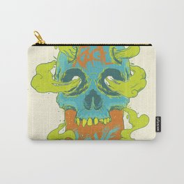 Rage Love Skull Carry-All Pouch