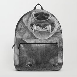 A Wild Ride Backpack
