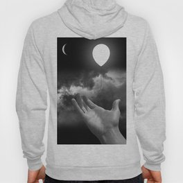 Black & White Collection -- Serenity Hoody