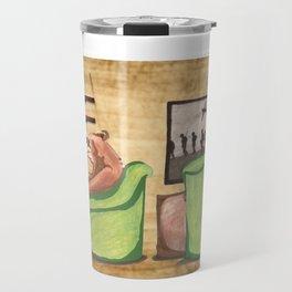 Bear World Travel Mug