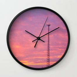 Rest Wall Clock