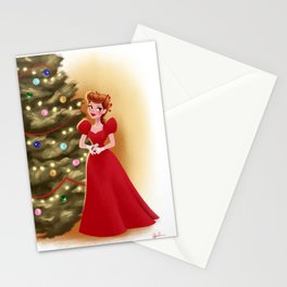 Have Yourself A Merry Little Christmas - Judy Stationery Cards