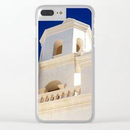 San Xavier 2 Clear iPhone Case