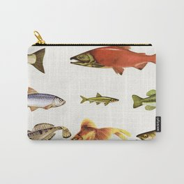 Fishing Line Carry-All Pouch