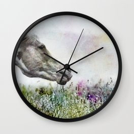 Shake It Off special textured Wall Clock
