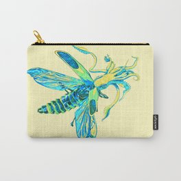 Squid Soldier-Beetle Carry-All Pouch