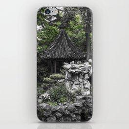 Colorless Shanghai1 iPhone Skin