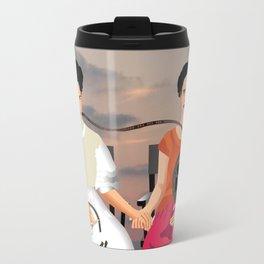 Dos Fridas. Travel Mug