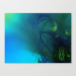 Subjective Well-Being Canvas Print