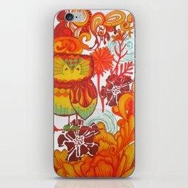 owl iphone iPhone Skin