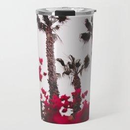 Malibu Red Travel Mug