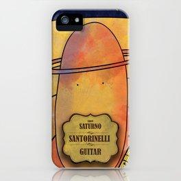 torinelli from Saturn (Guitars) iPhone Case