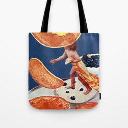 Blueberry Pancakes Tote Bag