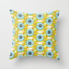 orbit Throw Pillow