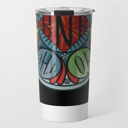 Lay down your soul Travel Mug