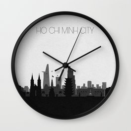 City Skylines: Ho Chi Minh City Wall Clock