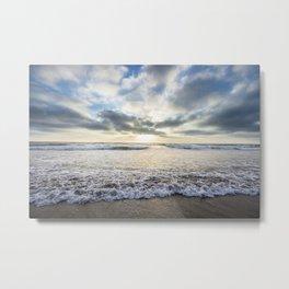 Torrey Horizon Metal Print