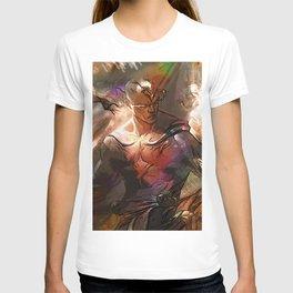 League of Legends GOD FIST LEE SIN T-shirt