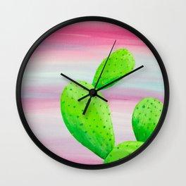 Southwest Sunset Wall Clock