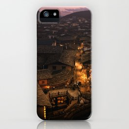 Shangri-La iPhone Case