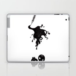 Inkblot Laptop & iPad Skin