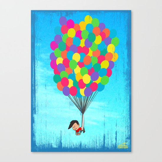 Ultimate Wedgie Canvas Print