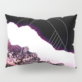 Mountain Ride Pillow Sham