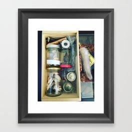 Casket  Framed Art Print