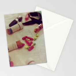 teenaged Stationery Cards