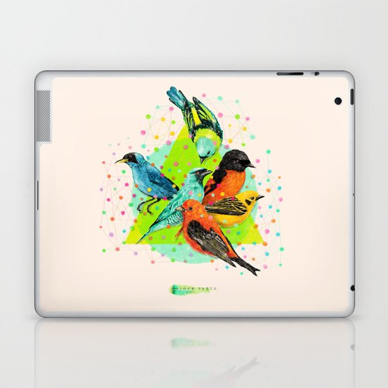 Colour Party III Laptop & iPad Skin