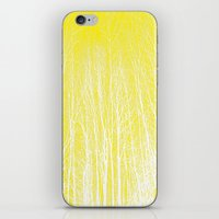woodland iPhone & iPod Skins featuring woodland by  Agostino Lo Coco