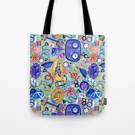 Exercise Fun! Tote Bag