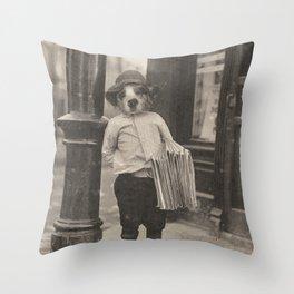 Chester` Throw Pillow