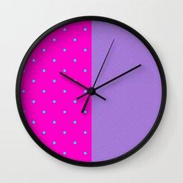 Both Is Good Wall Clock