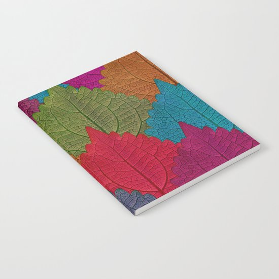 Leaves Forest Notebook