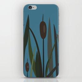 Reed on the Lake iPhone Skin
