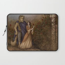 Among The Roses Laptop Sleeve